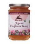 Organic Italian orange blossom honey 400g