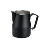 Milk Pitcher Inox Thick Black 450 ml