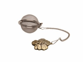 "Tea ball ""Flower"""