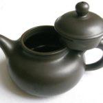 """Clay Teapot """"Kao"""""""