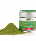 Matcha with Strawberry flavored/ tin 30 g /China