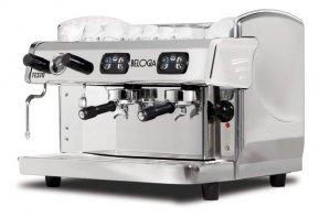 BELOGIA Festa D/2 Automatic with volumetric dosage espresso coffee machine