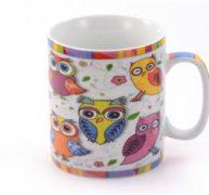"Mega Mug ""Owl"""