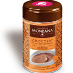 CHOCOLATE POWDER- ORANGE FLAVOUR