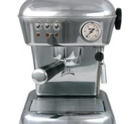 ASCASO DREAM-POLISHED ALUMINIUM espresso machine