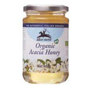 Organic Italian acacia honey 400g