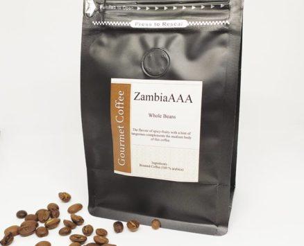Zambia AAA coffee beans