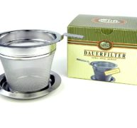 Stainless Steel Strainer Size L