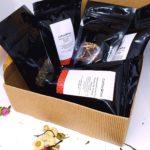 """Box of Tea Assortment """"Flavored Green Tea"""""""