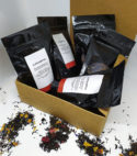 "Box of Tea Assortment ""Flavored Black Tea"""