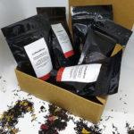 """Box of Tea Assortment """"Flavored Black Tea"""""""