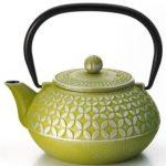 """Iron Teapot """"Hao"""""""