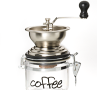 "Coffee Grinder ""Esteban"""