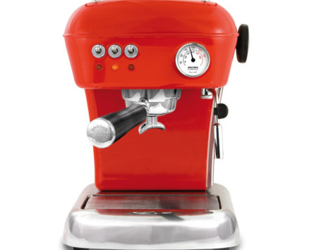 ASCASO DREAM-RED espresso machine