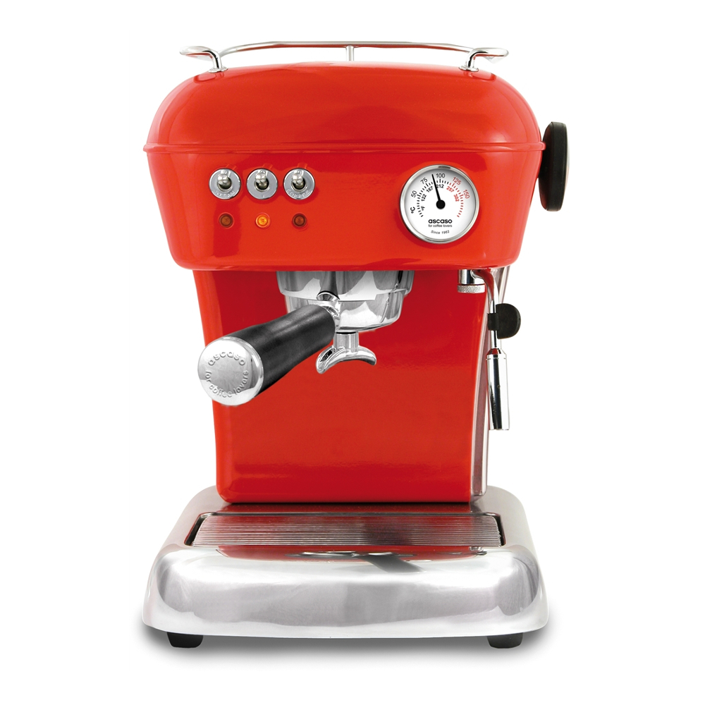 ASCASO DREAM-RED espresso machine