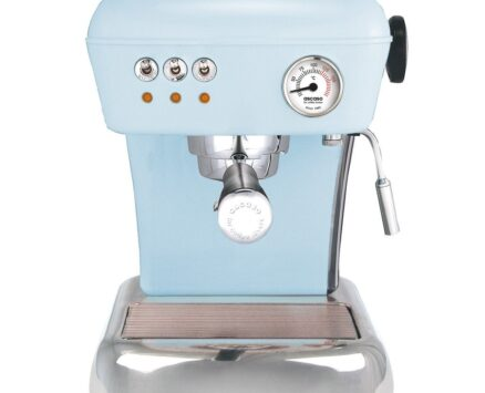 ASCASO DREAM-KID-BLUE espresso machine
