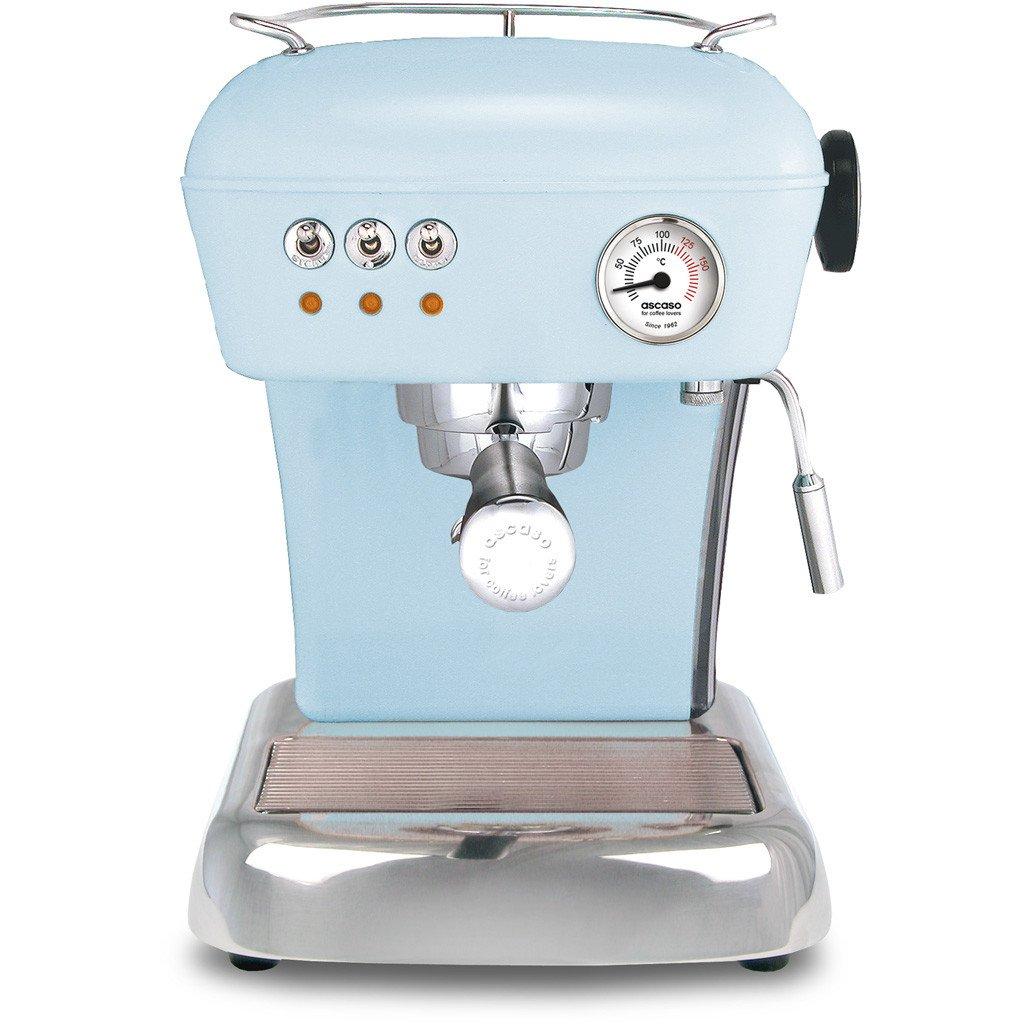ASCASO DREAM-KID-BLUE espresso machine