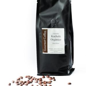 Columbia Kachalu Organic coffee beans