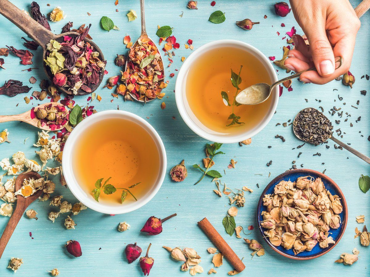What Types of Tea Are Caffeine Free?