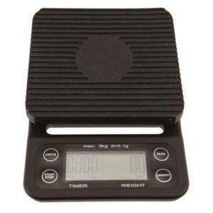 Digital scale-timer