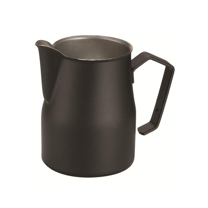 Milk Pitcher Inox Thick Black 750 ml