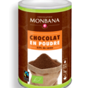 FAIRTRADE ORGANIC CHOCOLATE POWDER