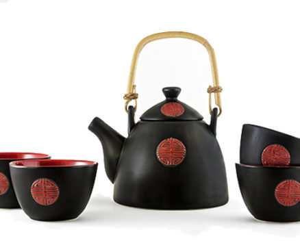 "Tea set ""Hidchi"""