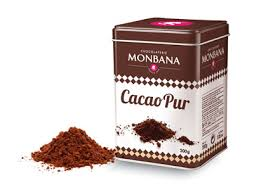 100% Cocoa powder