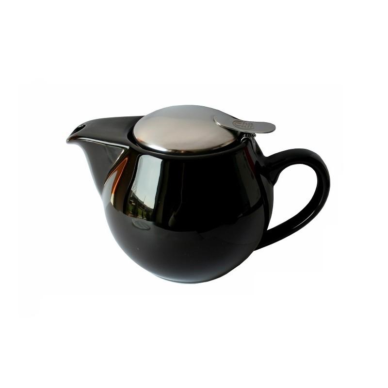 """Teapot """"Saara"""" 0,9L Black"""