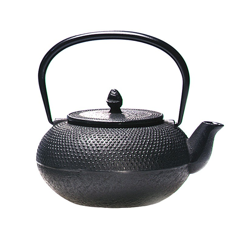 "Iron Teapot ""Kiyoko"""