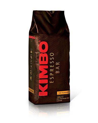 Top Flavour Kimbo espresso100% Arabica