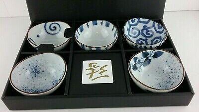"Japanese porcelain bowls ""Aimi"""