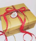 GIFT PACKAGING (CRAFT BOX + GIFT BAND)