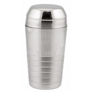 Shaker with mesh 600ml Inox