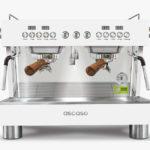 ASCASO Barista T Plus White 2GR Compact