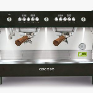 ASCASO Barista T Plus Black 2GR