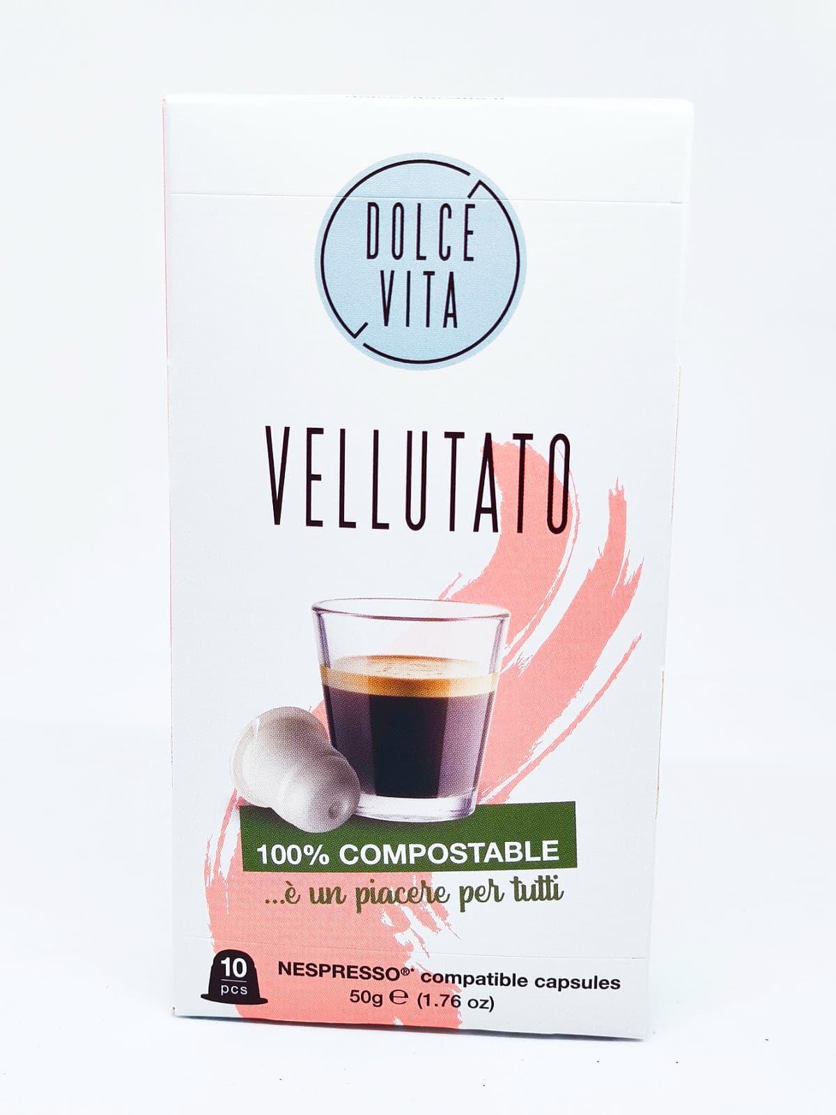 """Dolce Vita """"Supremo"""" capsules"""
