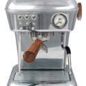 ASCASO DREAM PID-POLISHED ALUMINIUM espresso machine