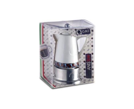 MINI porcelain coffee maker