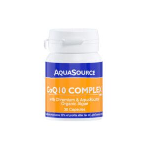 CoQ10 Complex 30 Veg Caps