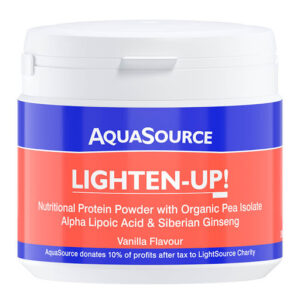 AquaSource Lighten-Up! 200g Vanilla