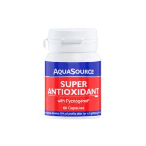 AquaSource Super Antioxidant 60 Veg Caps